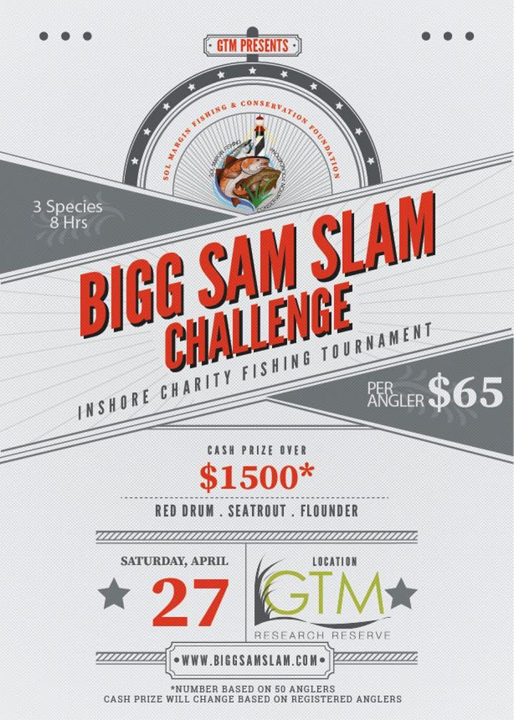 Bigg Sam Challenge - Poster