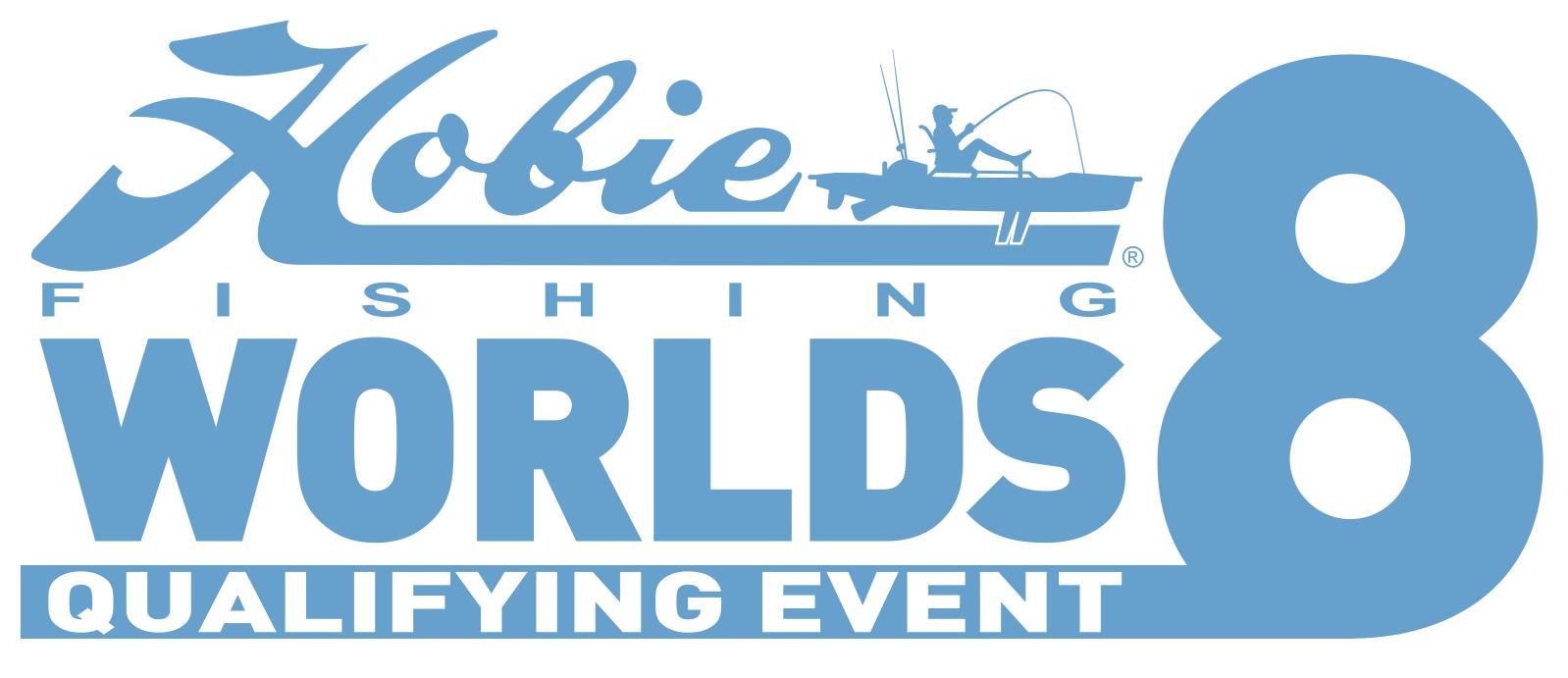 Hobie Worlds 8 Logo - Cyan