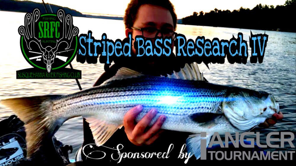 SRFC  - Striped Bass Research IV